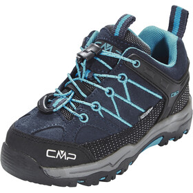CMP Campagnolo Rigel Low WP Trekking Shoes Barn asphalt-cyano